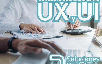 Conoce las diferencias entre UX y UI